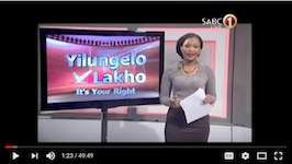 Yilungelo Lakho: Financial literacy